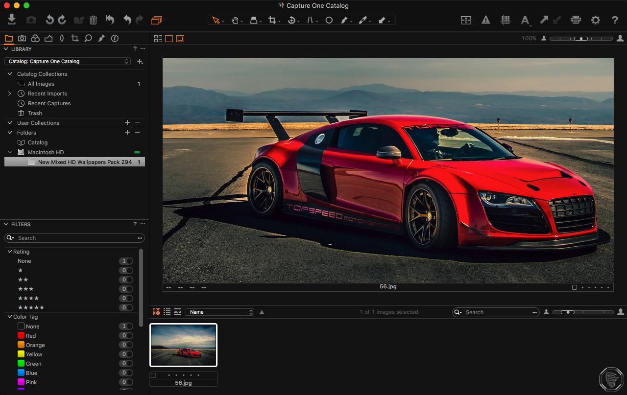 Phase One Capture One Pro 12 v12 0 2 Mac OS / 2019, MlRus