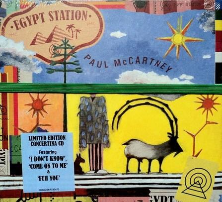 Paul McCartney - Egypt Station (Target Exclusive) - 2018