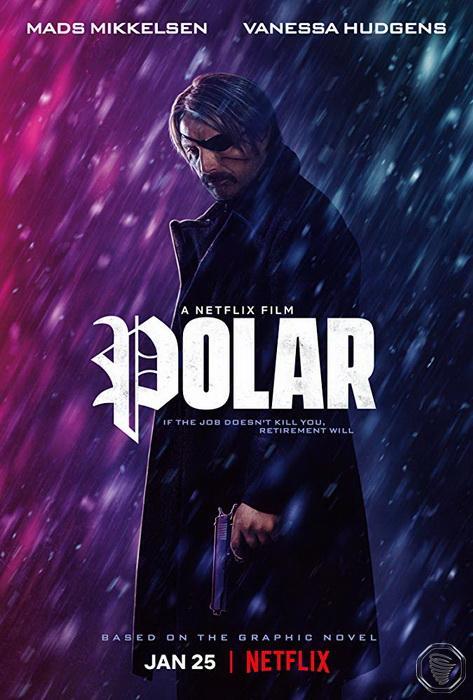 полярный Polar 2019 Webrip 1080p P Hdrezka Studio