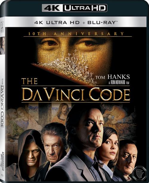 Код да Винчи / The Da Vinci Code   2006   Blu-Ray Remux