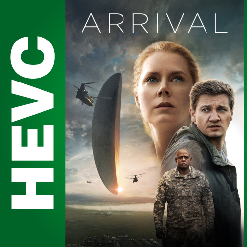 Прибытие / Arrival (2016) BDRip 1080p HEVC | iTunes (фантастика, триллер, драма, детектив)
